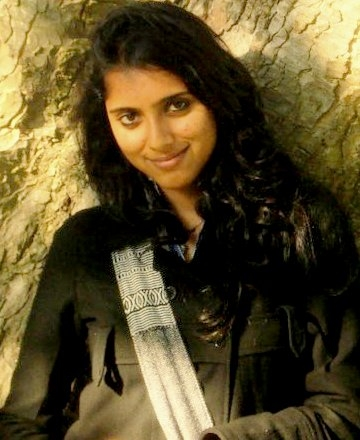 Sohini Banerjee (M.A.-level fellow)