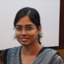 Bipasa Mukherjee (Doctoral Fellow)