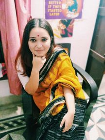 Amrita Mukherjee (M.A. Fellow)