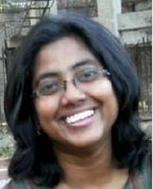 Shyamasree Dasgupta (M.Phil–level Fellow)