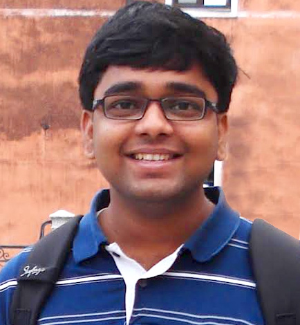 Sujaan Mukherjee (Doctoral fellow)