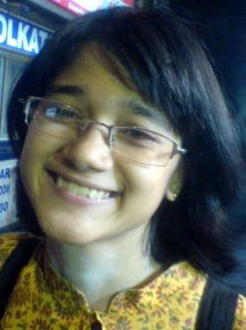 Sebanti Chatterjee (M.A.-level Fellow)