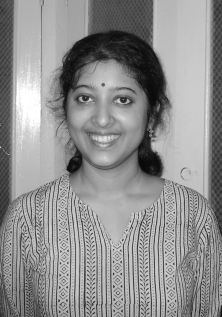 Neha Chatterji (M.A.-level Fellow)