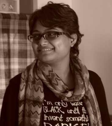Purbasha Auddy  (Doctoral fellow)