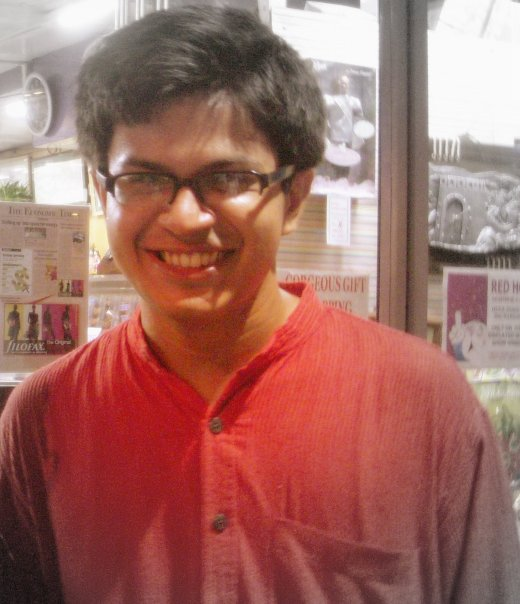 Nilanjan Das  (M.A.-level fellow)