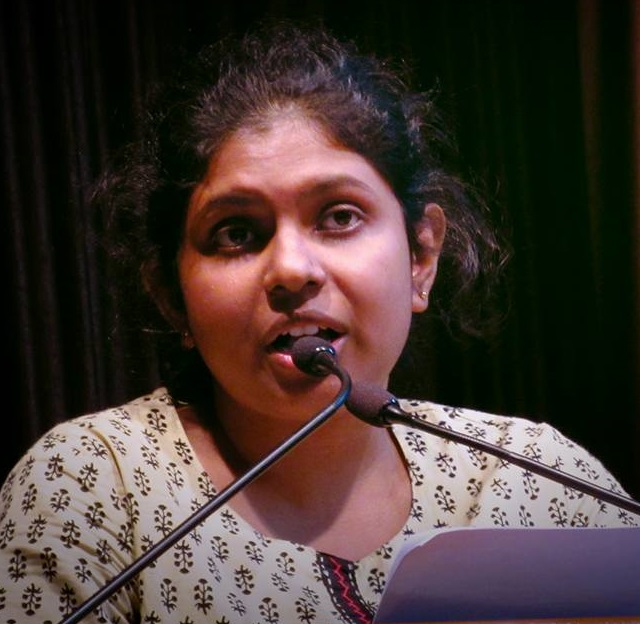 Sritama Chatterjee (M.Phil Fellow)