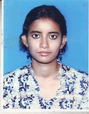 Shailza Rai (M.A.-level fellow)