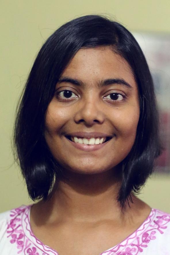 Anwesha Sengupta (M.A.-level fellow)