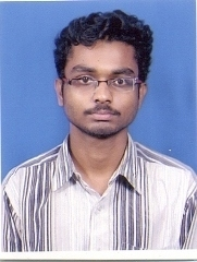 Judhajit Sarkar (M.A.-level fellow)