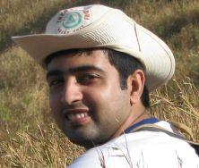 Nilanjan Pande (M.A.-level Fellow)