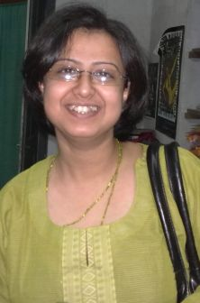 Sreerupa Sengupta (Doctoral Fellow)
